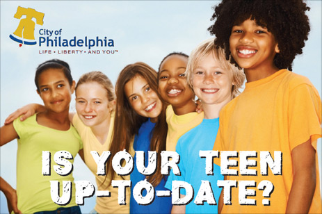 Is Your Teen Up-To-Date?